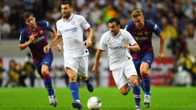 Челси наказа грешките на Барселона