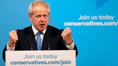 Ключова среща на Борис Джонсън с Юнкер за Брекзит