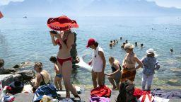 Нова гореща вълна до 43° обхвана Западна Европа