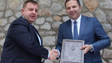 България и Северна Македония ще си сътрудничат в борбата с трафика на хора