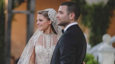 Ели Сааб ожени сина си на пищна тридневна сватба в Бейрут (снимки)