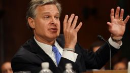 Шефът на ФБР: Русия продължава да се меси в изборните процеси в САЩ