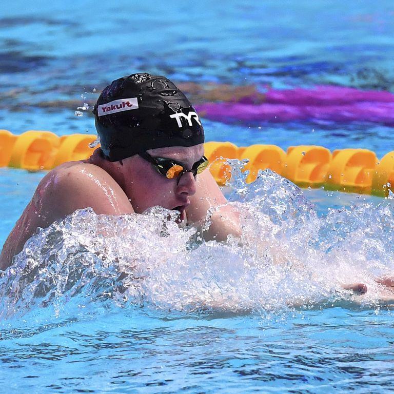 Лили Кинг със световна титла, изпревари Ефимова на 100 метра бруст
