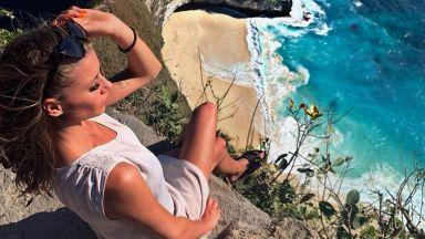 """Диана от """"Дяволското гърло"""" с екзотична почивка на остров Бали"""