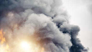 """Западен Сибир е в огън, въведоха режим """"черно небе"""""""