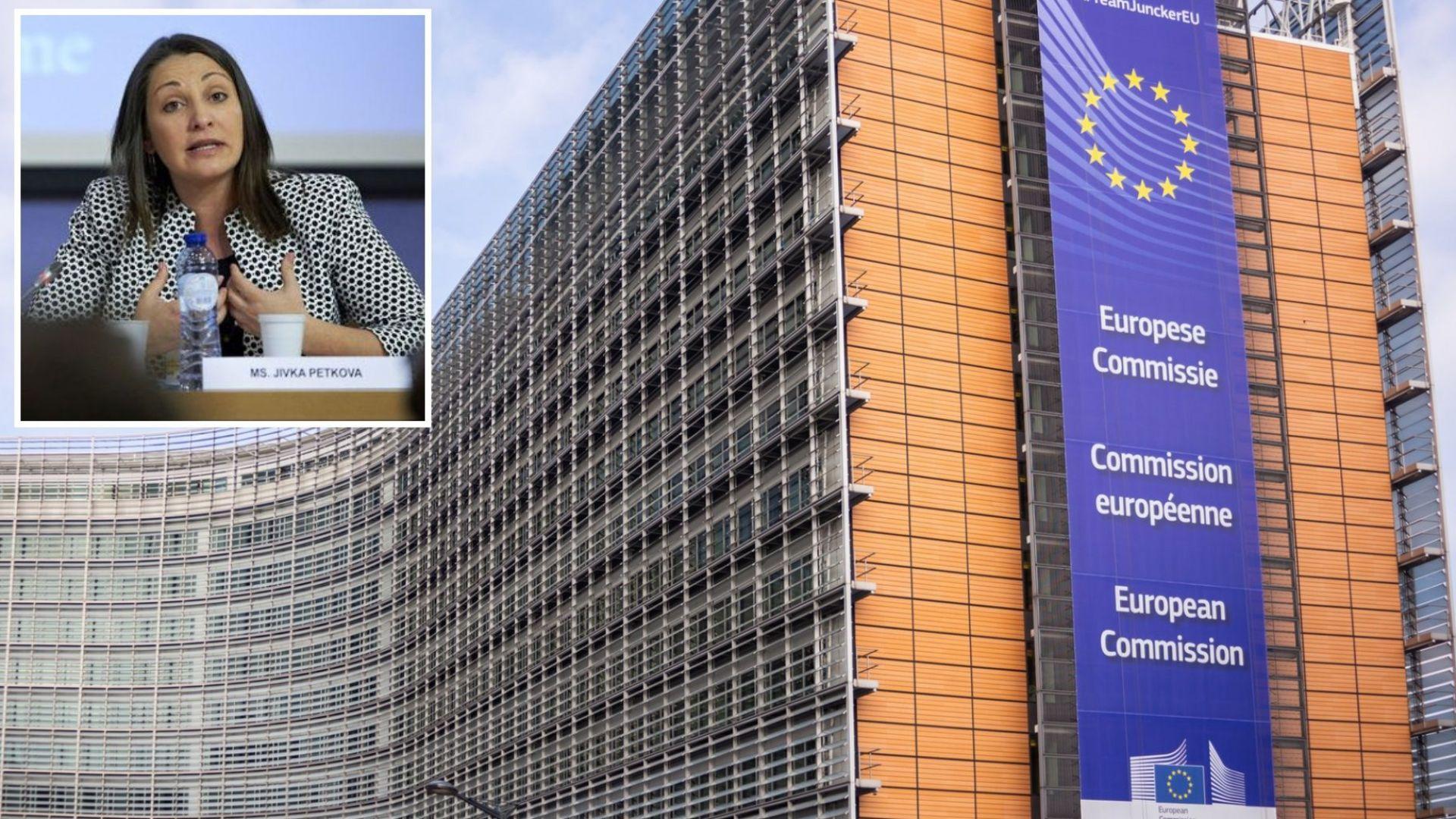 Българка става директор в генералния секретариат на ЕК