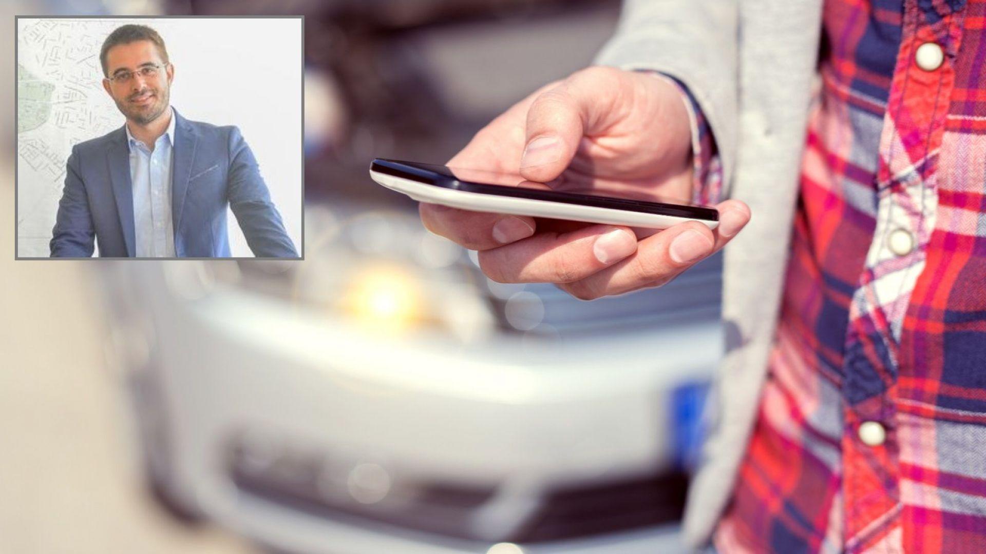 Как ще паркираме с дигитален талон? Шефът на Центъра за градска мобилност пред Dir.bg