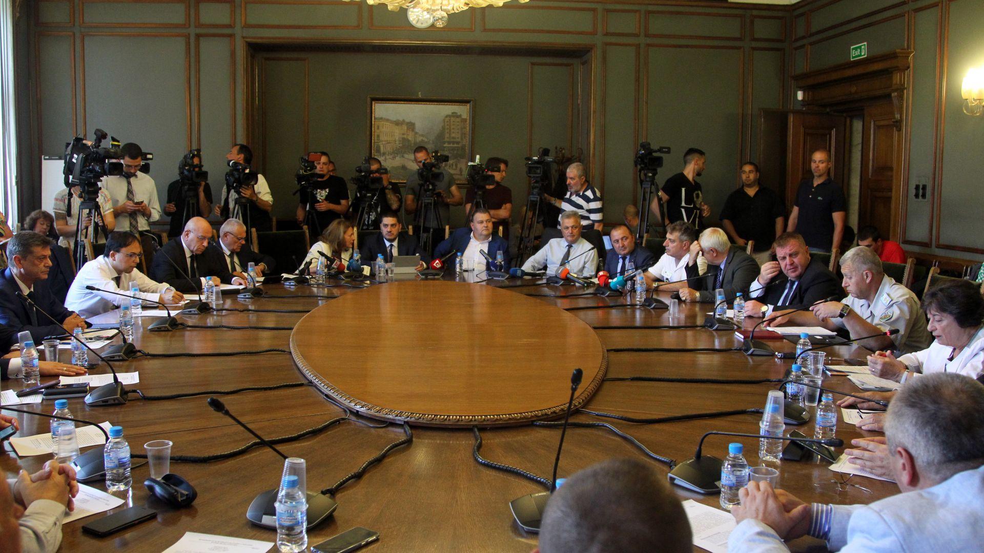 Законопроектът за държавния бюджет беше подкрепен в парламентарната Комисия по