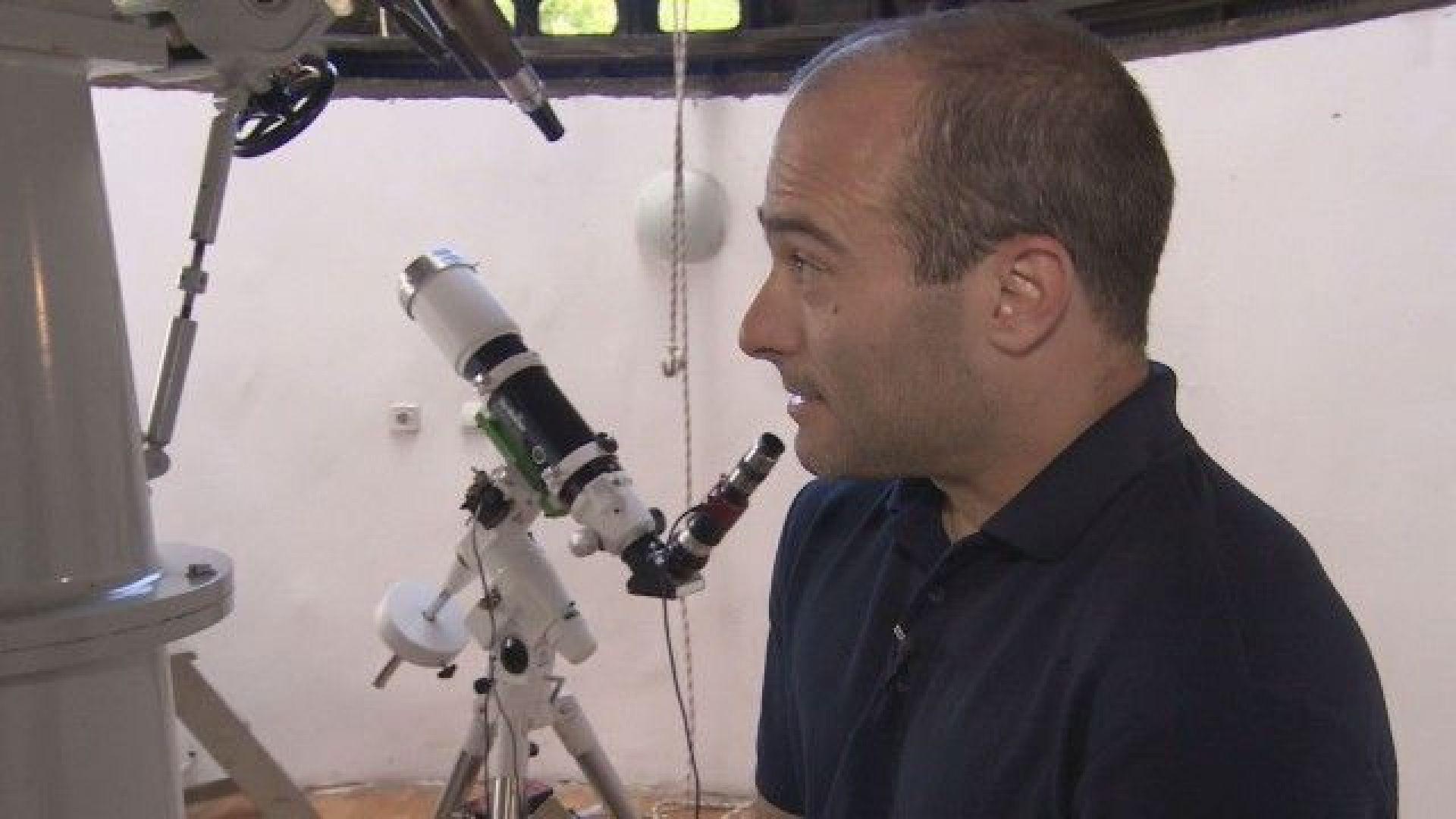 Стартират ремонт на обсерваторията в Борисовата градина