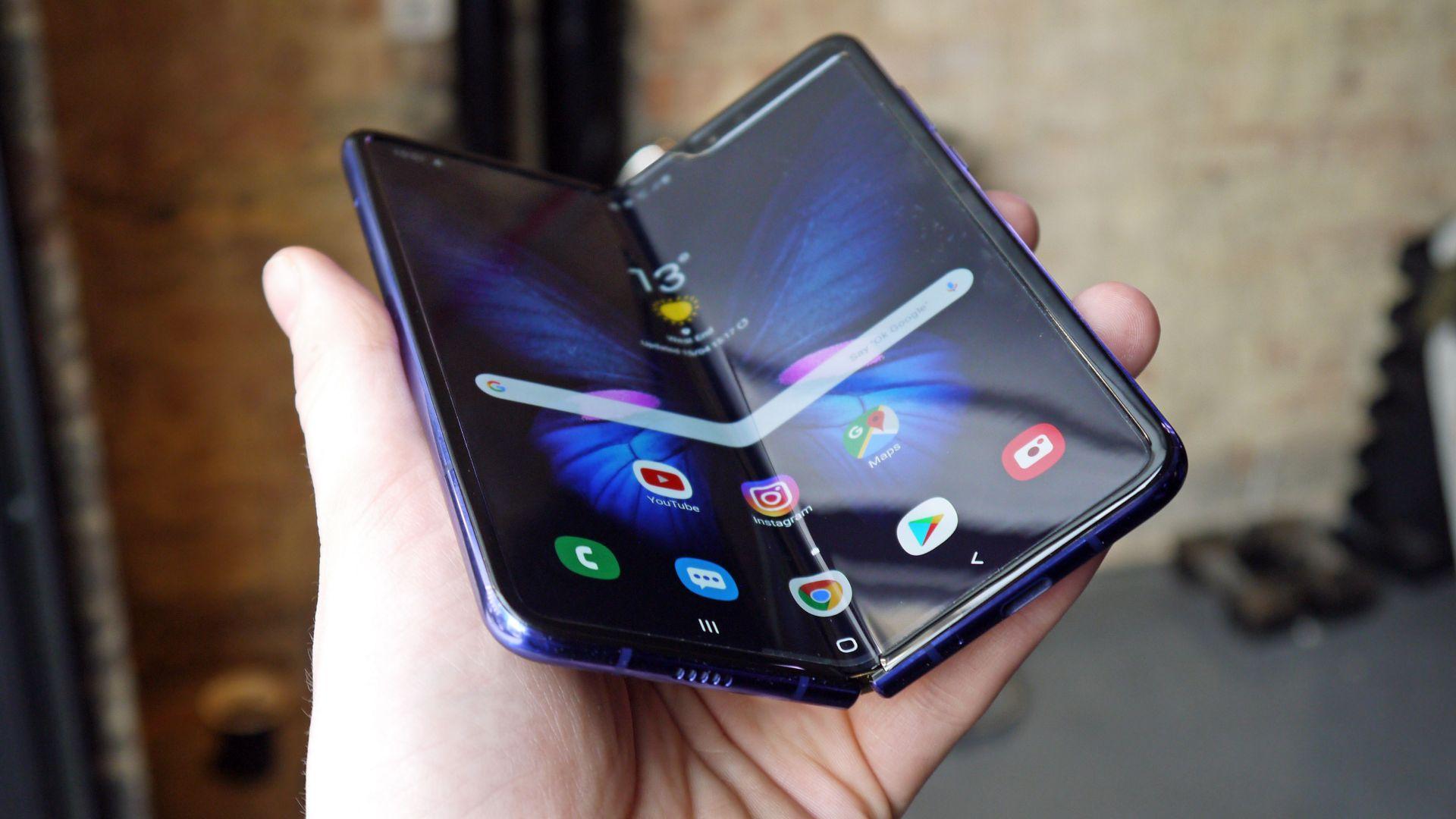 Samsung Galaxy Fold вероятно ще се появи на 27-ми септември