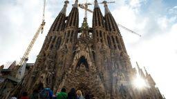 """Храмът """"Саграда Фамилия"""" в Барселона получи строително  разрешение"""