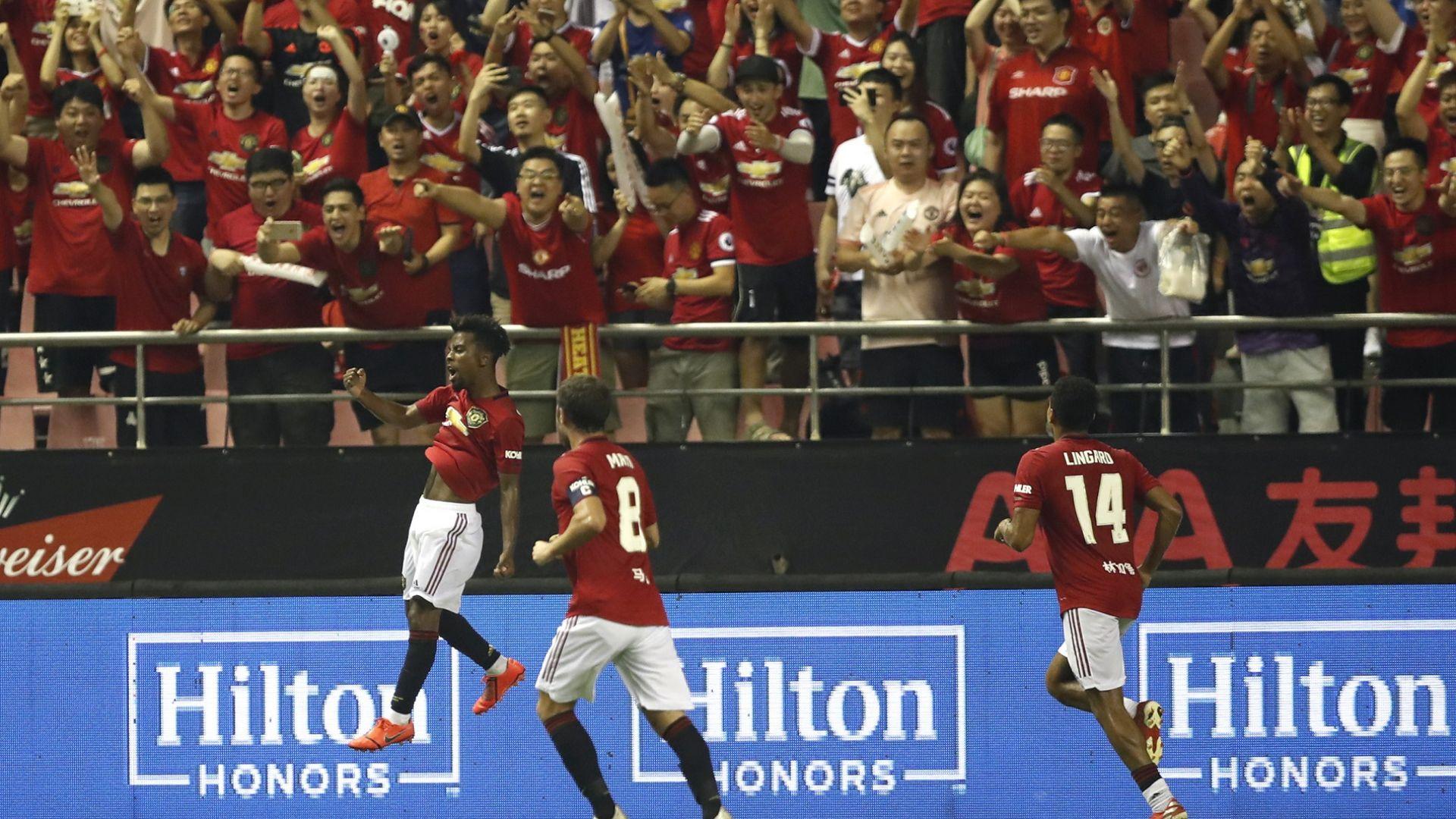 Манчестър Юнайтед продължи с победите, този път жертва бе Тотнъм