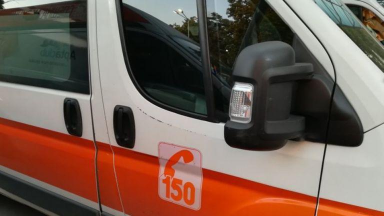 Тежка катастрофа между два микробуса затвори пътя Русе-Бяла