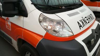 Двама строителни работници са пострадали в София