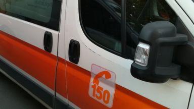"""При изпреварване БМВ удари две коли на """"Тракия"""", има задръстване в посока София"""