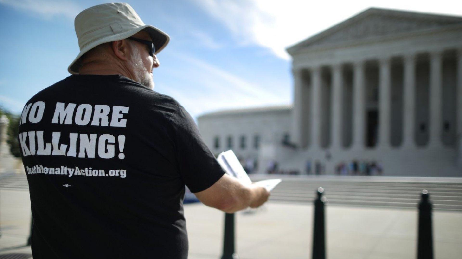 САЩ връщат екзекуциите на федерално ниво