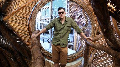 Димитър Караниколов на среща с живота с мескал и пушен лют пипер