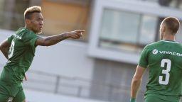 Нашите в Европа: Лудогорец - Марибор 0:0 (на живо)
