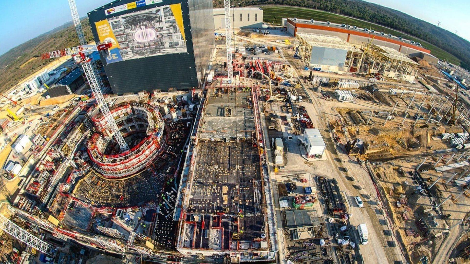 Обявиха кога стартира революционният за енергетиката първи термоядрен реактор