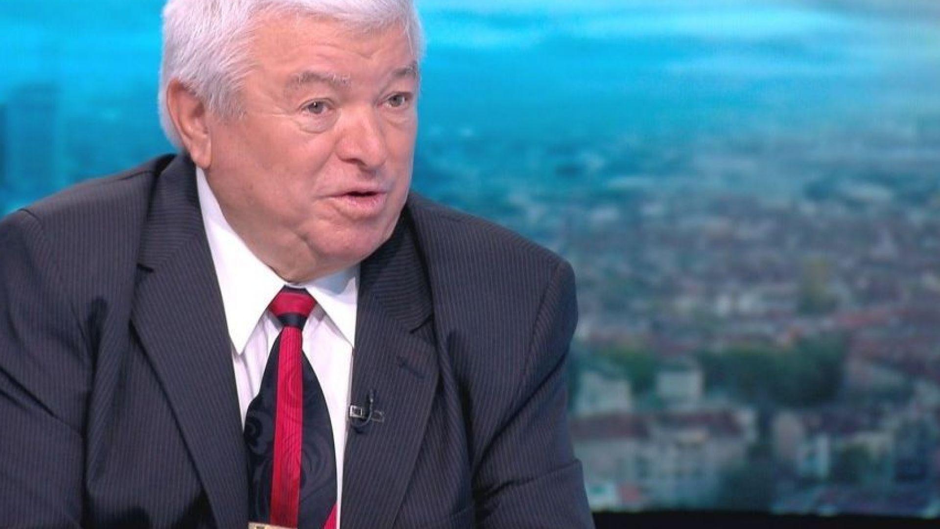 Шефкет Чападжиев: Формулата на успеха е една - търсиш докрай и познаваш това, което правиш