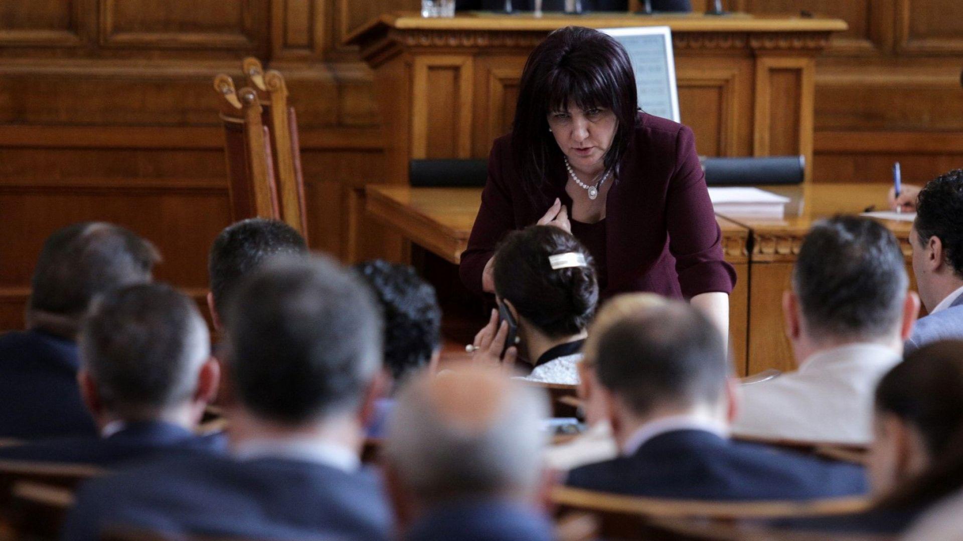Парламентът отхвърли президентското вето върху международните договори за F-16 блок