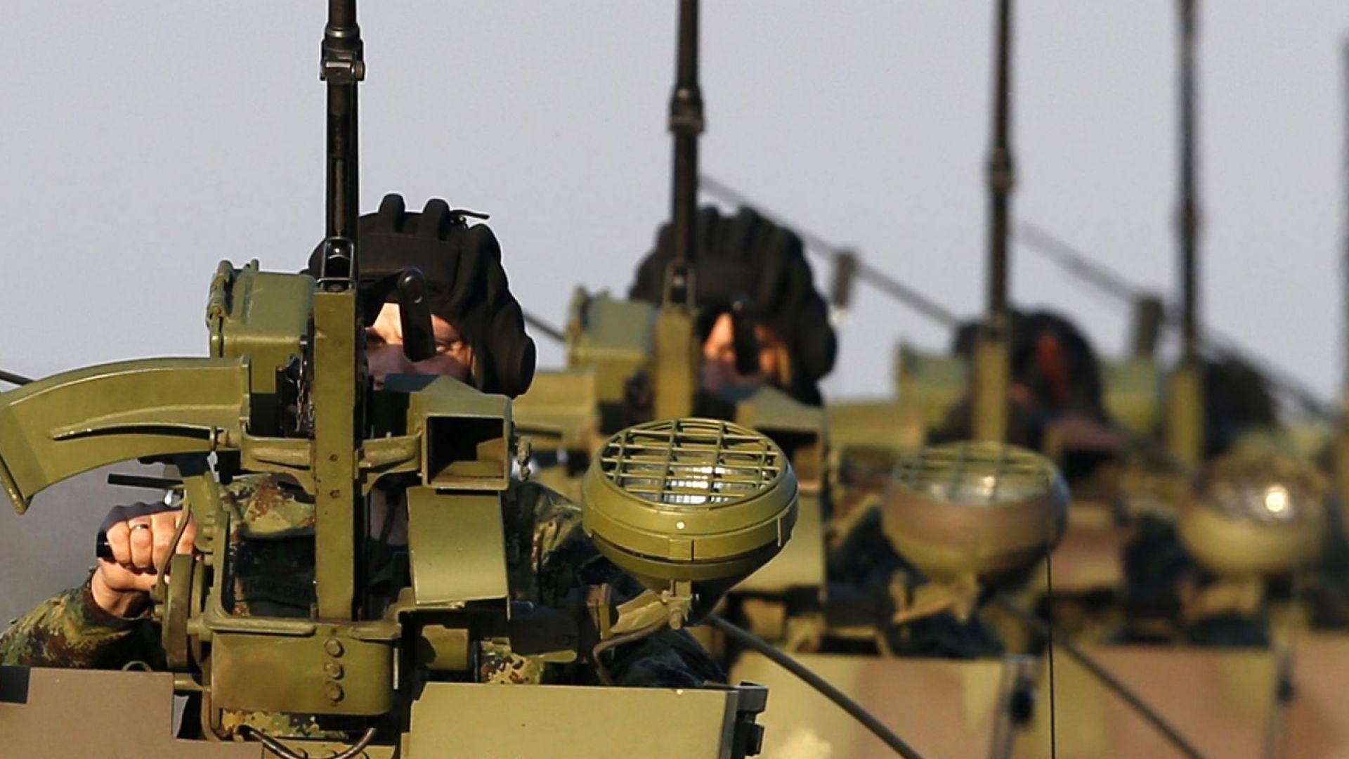 Москва отрече задържането на каквато и да е военна техника в Румъния