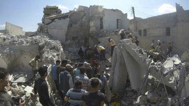 Настъпи примирие в Северозападна Сирия