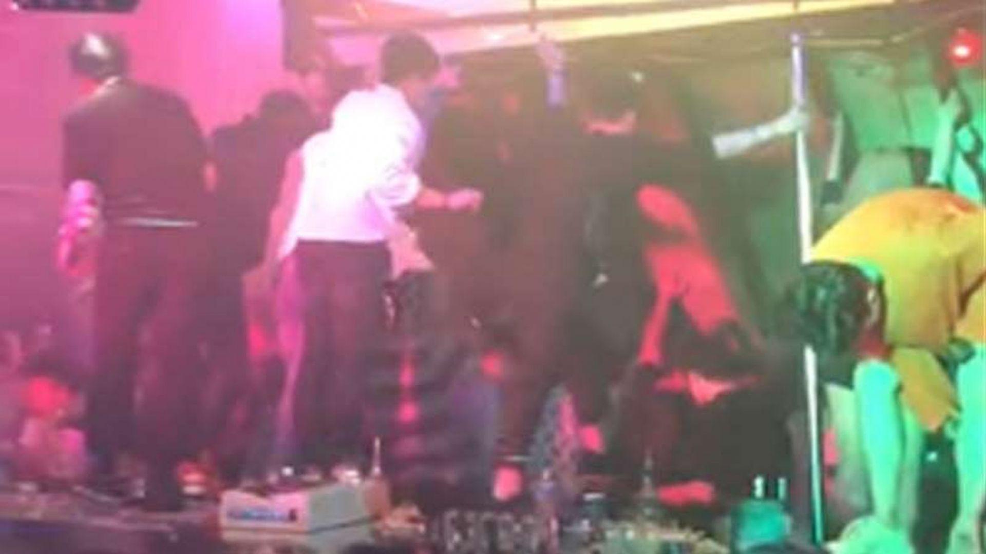 Плувци от световното сред пострадалите при срутване в корейски нощен клуб