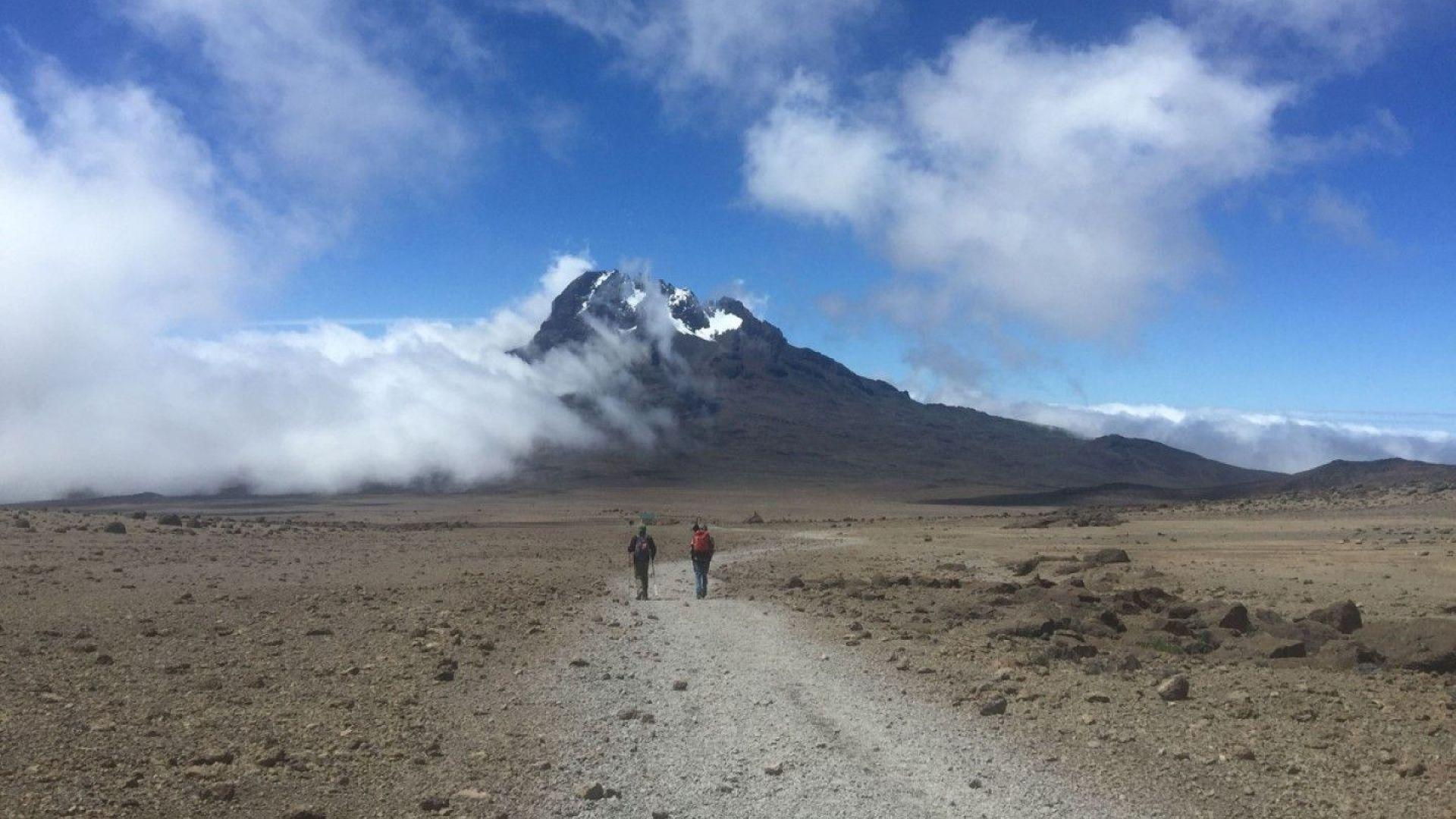 89-годишна американка изкачи Килиманджаро и стана най-възрастният човек, покорил върха