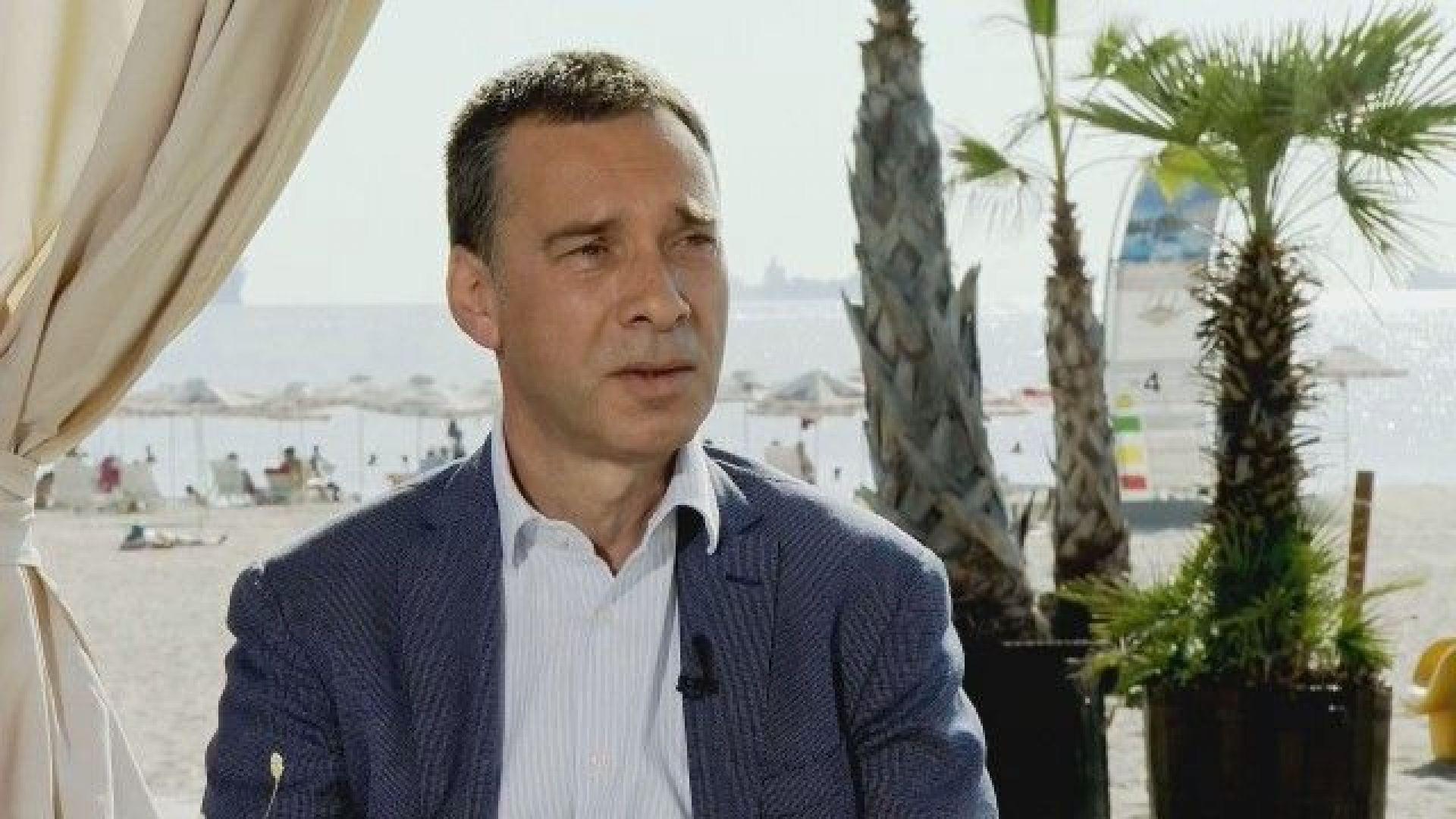 Димитър Николов: Ако ме номинират, може и да се кандидатирам за кмет на Бургас