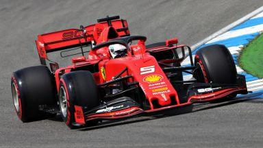 """""""Ферари"""" продължава да копае дъно във Формула 1"""