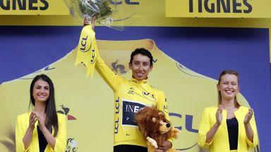 """Шампионът страда с травма часове преди големия старт на """"Тур дьо Франс"""""""