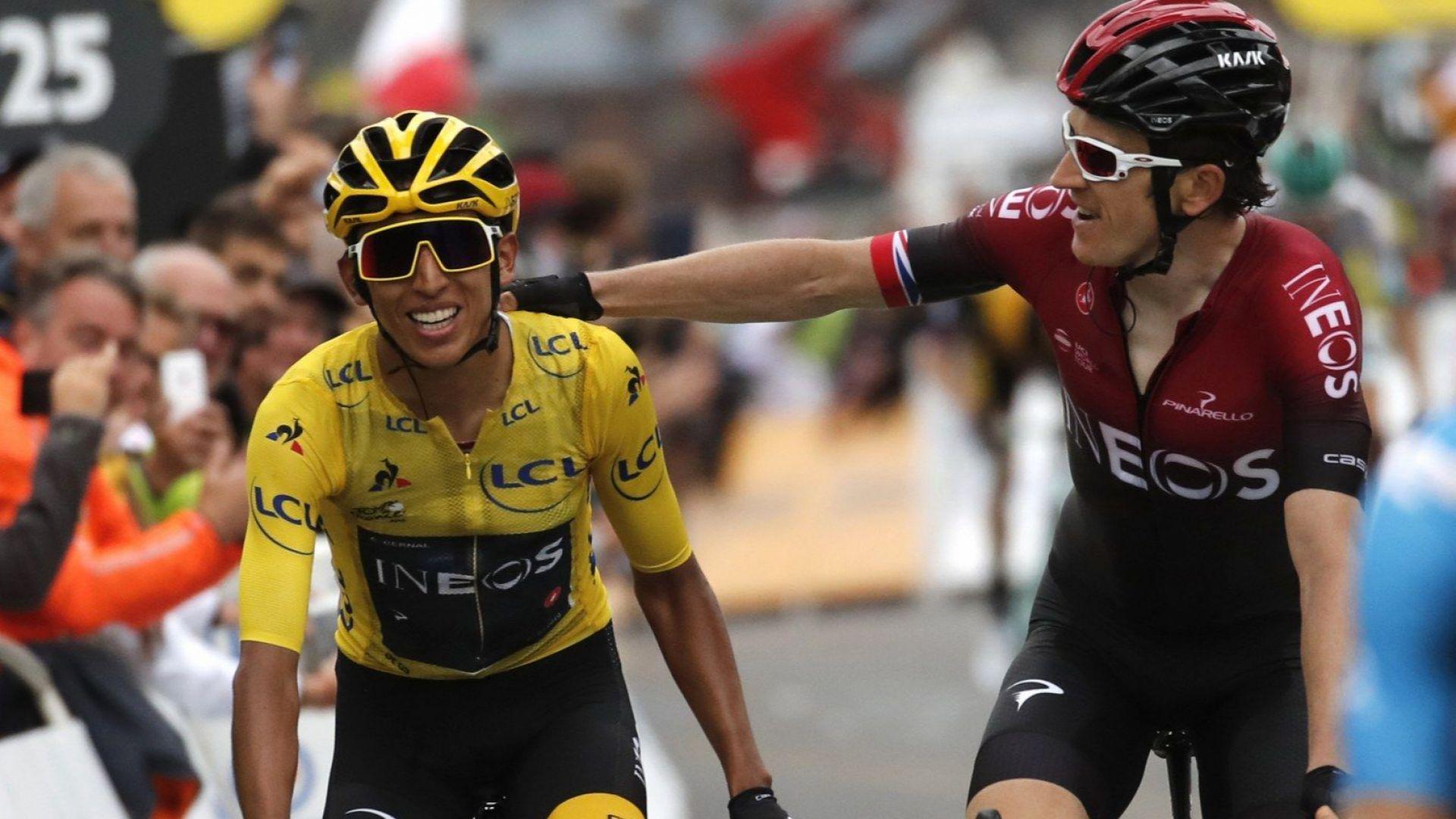 """22-годишен колумбиец е новият крал на """"Тур дьо Франс"""""""