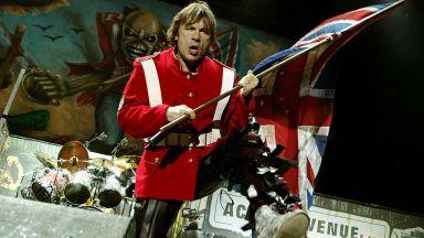Iron Maiden с първа номинация за Залата на славата на рокендрола