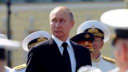 Путин: Русия ще разработва ракети със среден и малък обсег