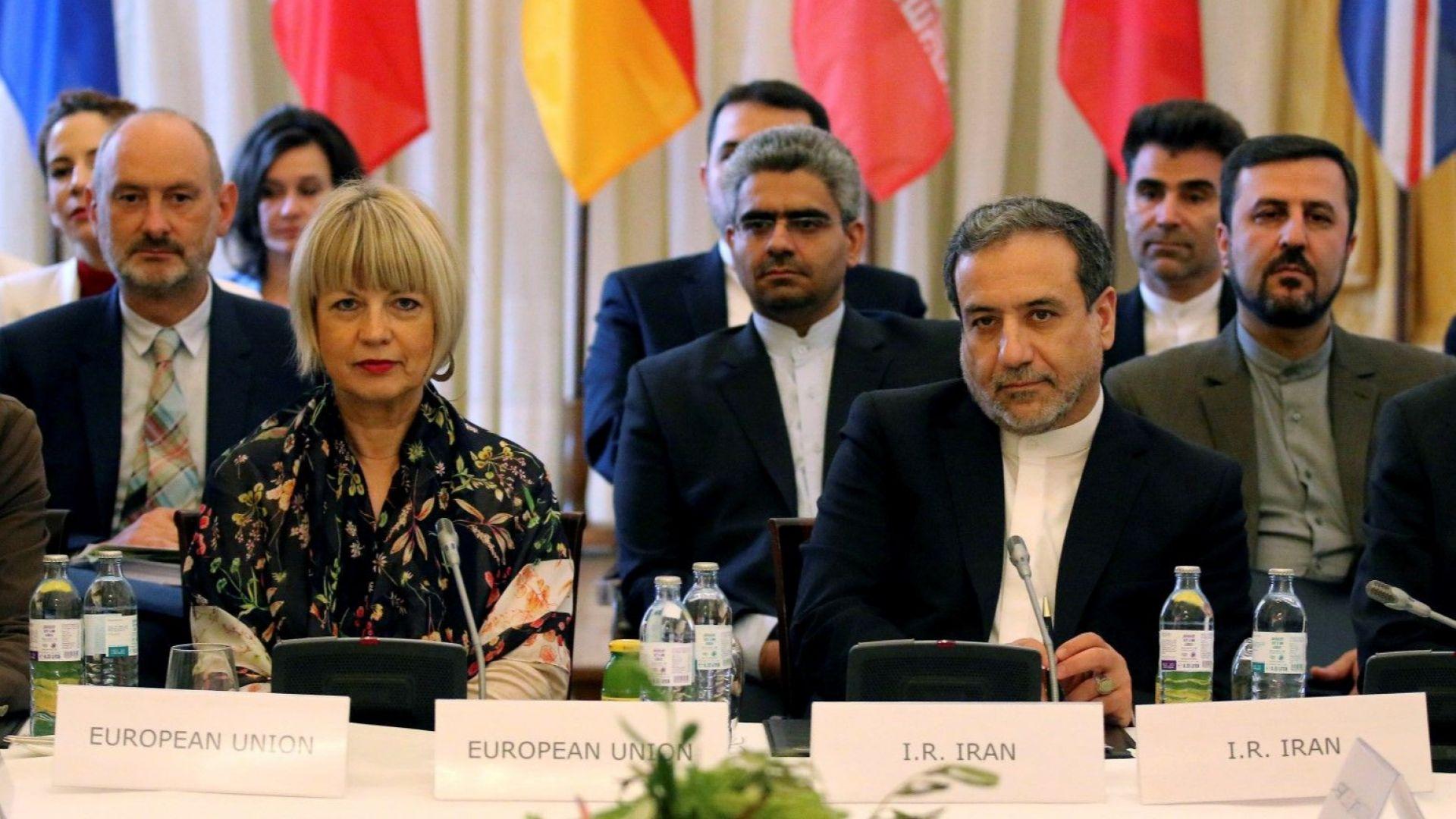Срещата по сделката за иранската ядрена програма във Виена е минала конструктивно, каза Иран