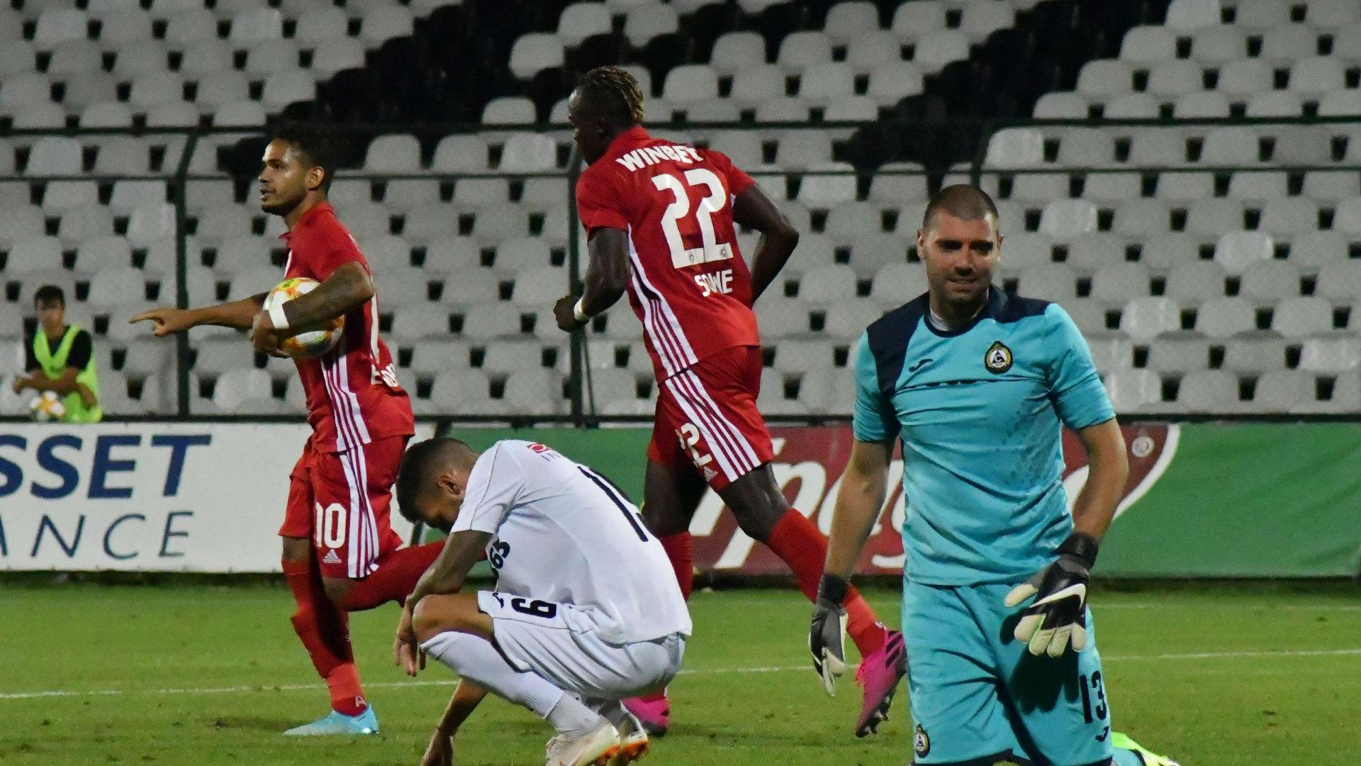 Сметките на следващия европейски съперник на ЦСКА излязоха криви
