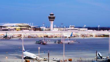 Летище Мюнхен обяви, че е готово да развие софийския аеропорт