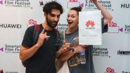 Приключи кино фестивалът на Huawei