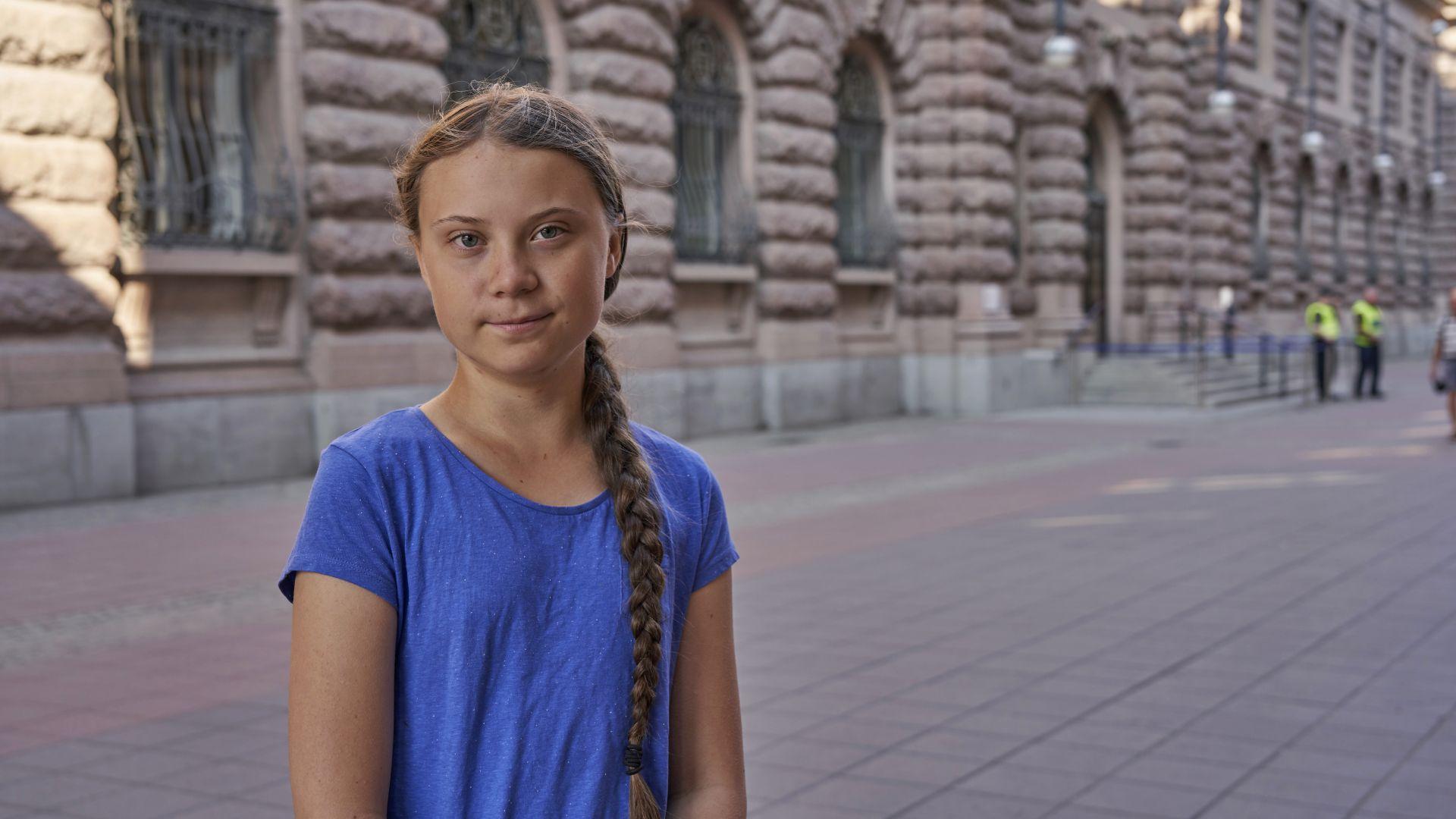 Грета Тунберг пропуска 1 година училище, тръгва с яхта към САЩ и Чили