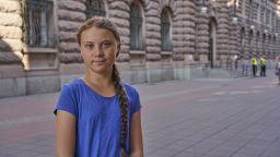 Грета Тунберг участва в протест пред Белия дом за борба с климатичните промени