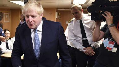 3f345358663 Борис Джонсън: Споразумението за Брекзит е мъртво | Днес.dir.bg