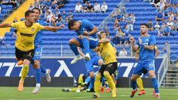 Спорт по телевизията днес (Футбол, футбол и предимно футбол)