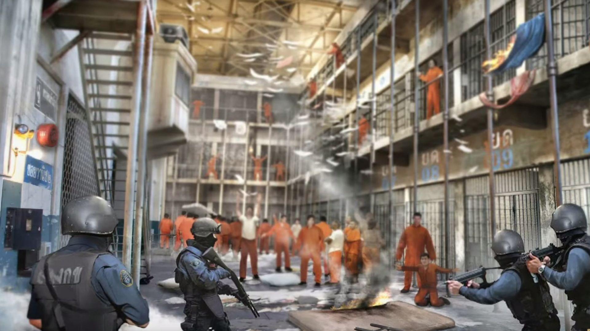 Десетки удушени и обезглавени при затворнически бунт в Бразилия