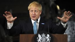 Борис Джонсън предлага на ЕС алтернативи на ирландската граница