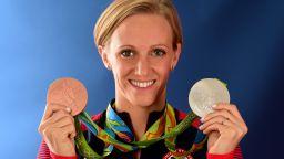 Петкратна олимпийска шампионка слага край на кариерата си