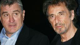 Филм на Скорсезе с Ал Пачино и Робърт де Ниро открива кинофестивала в Ню Йорк
