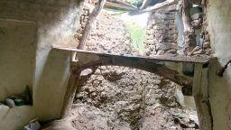 """Възстановка от изоставена селска къща в """"Археология на забравата"""""""