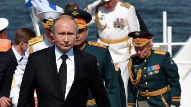 Почти 40% от руснаците не искат Путин да управлява още един мандат