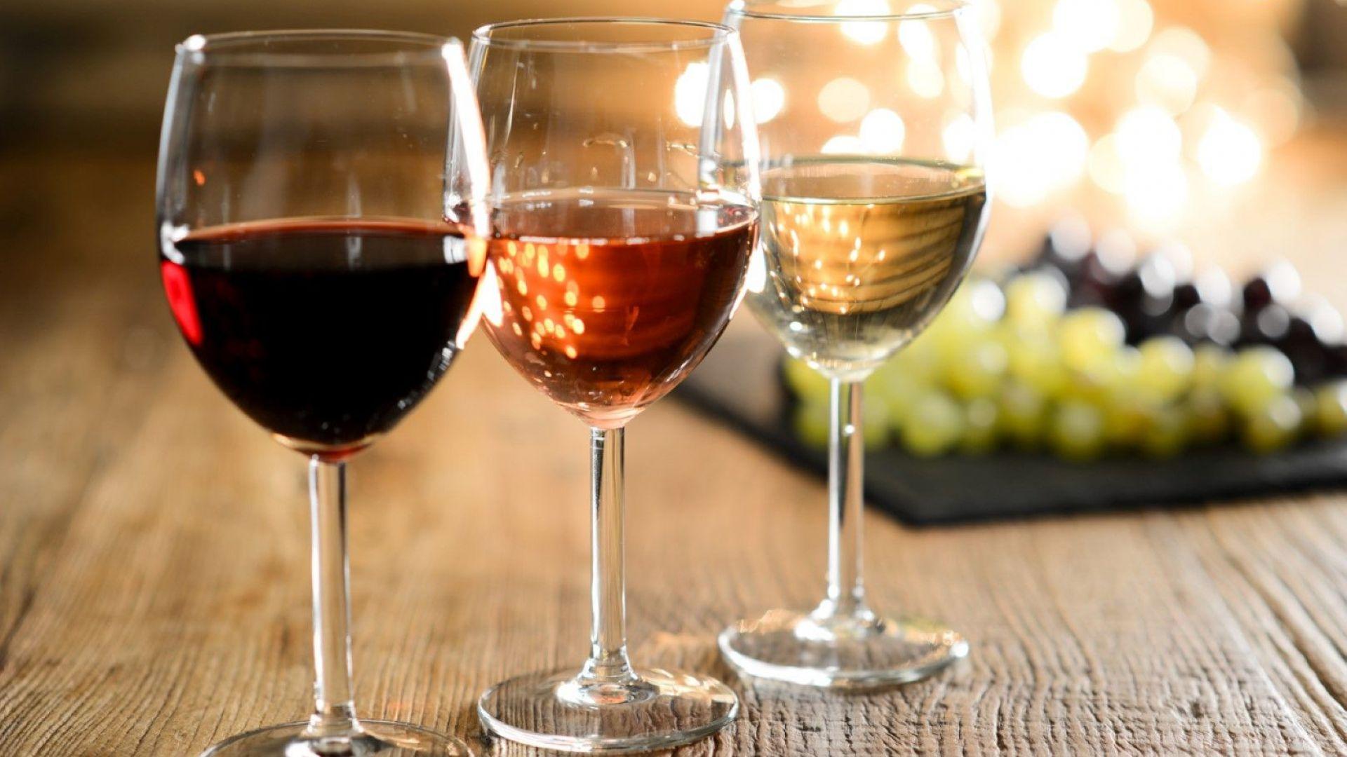 Спад на производството на вино с 10% през 2019 г.